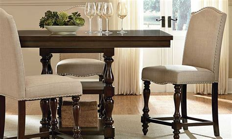 Bar Height Dining Room Table Sets Wonderful Counter Height Dining Table Coaster