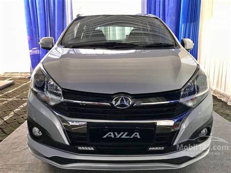 jual mobil daihatsu ayla 2019 r deluxe 1 2 di jawa barat manual hatchback silver rp 132 350 000