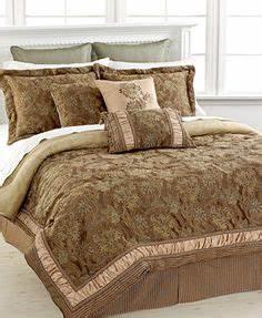 croscill normandy comforter sets 42000 macy39s drapes With croscill iris queen comforter set