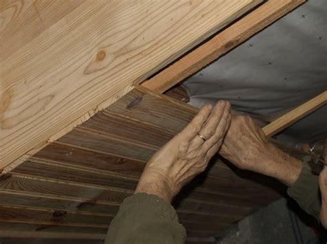 comment poser un lambris au plafond bricobistro