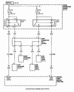 1998 Dodge Ram Headlight Switch Wiring Diagram