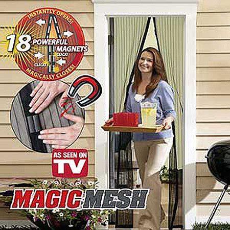 screen door as seen on tv as seen on tv window magnetic screen door magic mesh cover