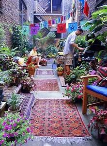 Top, 34, Amazing, Garden, Decor, Ideas, In, Bohemian, Style