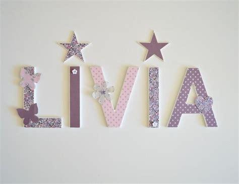 lettre pour chambre de bebe lettre decorative pour chambre bebe photos de conception