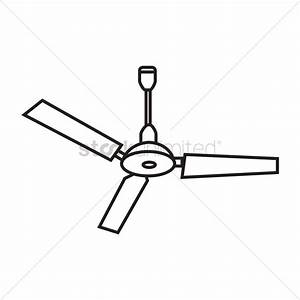 ceiling fan vector image 1467607 stockunlimited With ceiling fan wiring photo collections pictures photos images of home