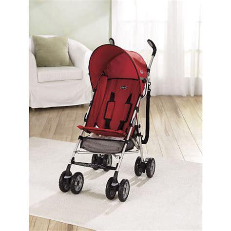 Chicco Umbrella Stroller Red