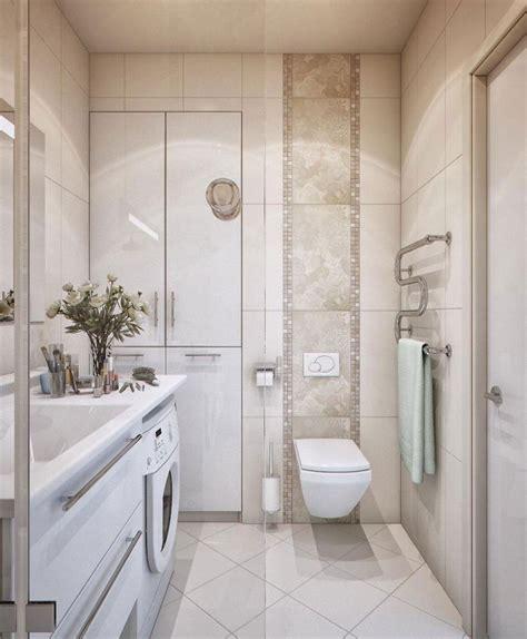Adorable Minimalist Bathroom Designs for Small Spaces