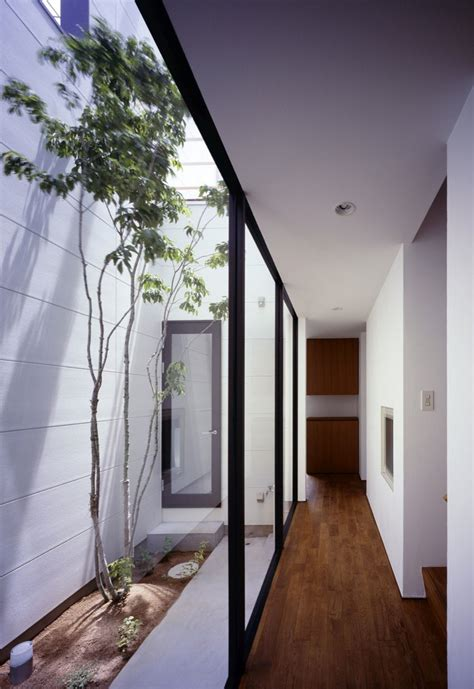 houses  courtyards   middle modern house