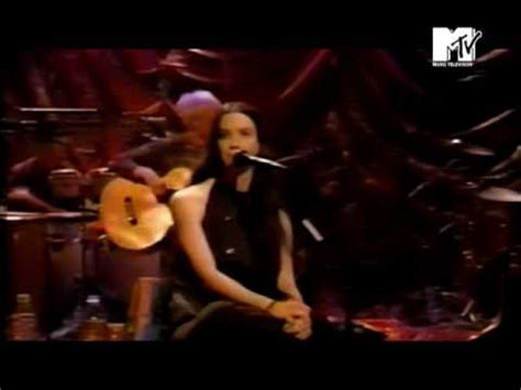 Alanis Morissette - Thank U (Live Unplugged) - YouTube
