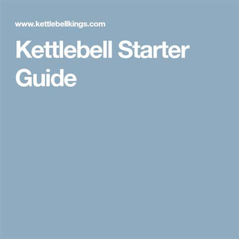 kettlebell kettlebellkings starter
