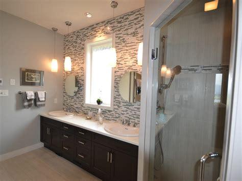 Modern Bathroom Tile Backsplash by Photos Hgtv