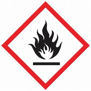ghs label flame pictogram 2 x 2 adhesive coated paper 250 With ghs pictogram stickers