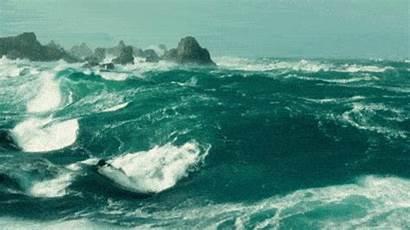 Ocean Landform Oceanic Coastal Landforms Sea Hydrosphere