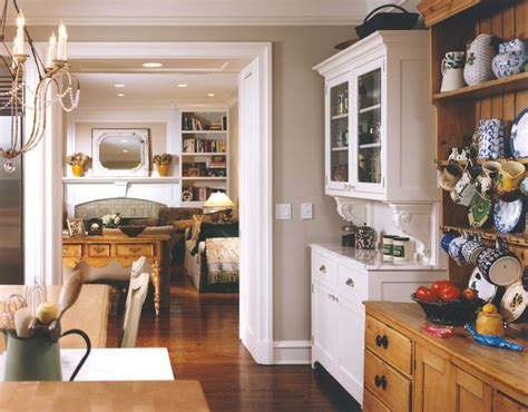 Colonial Remodeling  Country  Kitchen  Chicago By