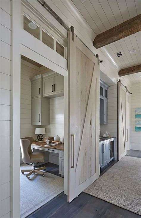 lightweight barn door 20 stylish barn doors ideas for your interiors shelterness