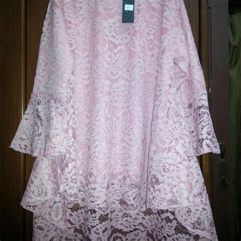 Modiste Kebaya Pink kebaya brokat pink s fashion s clothes on