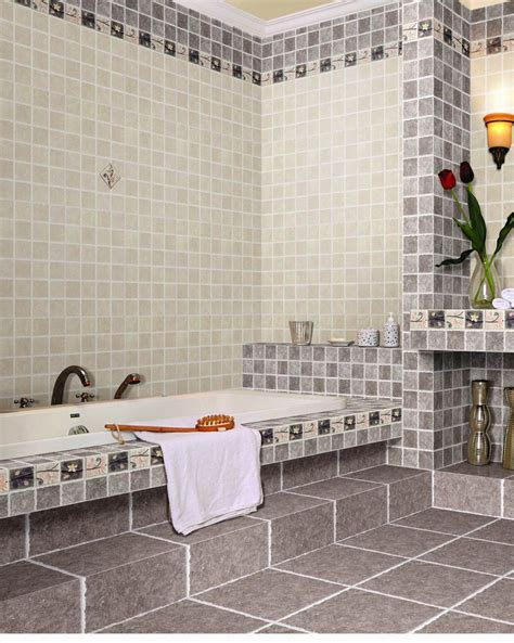 Tile Designs For Bathroom Walls by 24 Ideas How To Use Ceramic Tile For Bathroom Walls