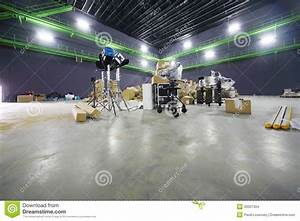 Packed Equipment For Movie Shooting Editorial Stock Image ...
