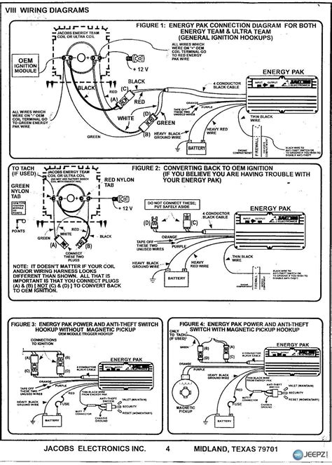 ultra coil ignition wiring diagram ignition coil