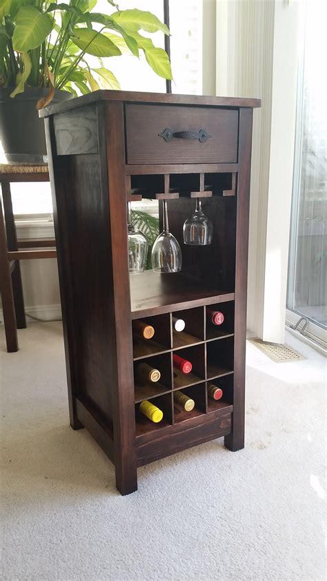 mini wine bar    home projects  ana
