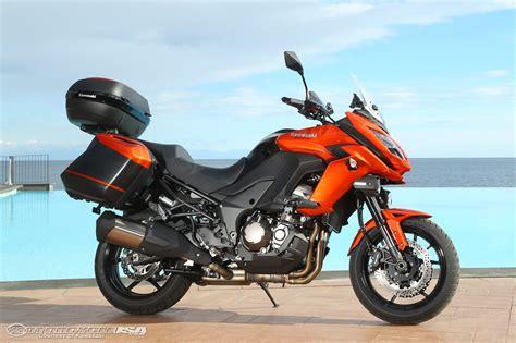 Kawasaki Versys 1000 Backgrounds by 2015 Kawasaki Versys 1000 Ride Review Gearopen