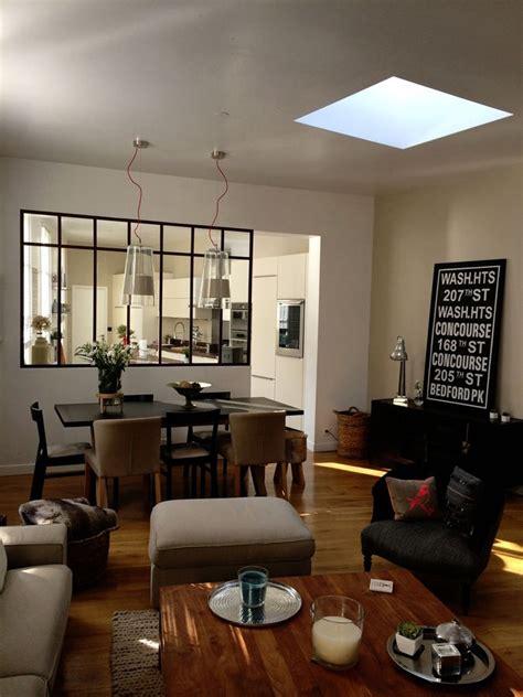 verri鑽e cuisine separation cuisine style atelier maison design bahbe com