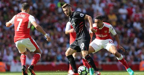 Team News: Liverpool vs Arsenal - Confirmed Lineups   90min