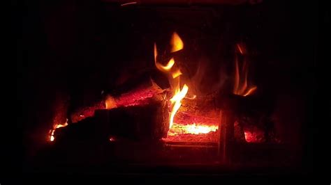 thunderstorm sounds crackling fireplace 3 hours