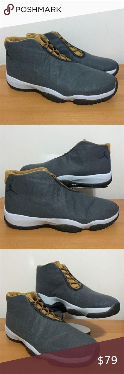 NEW Nike Air Jordan Future Grey Wheat Men's 10.5 | New ...