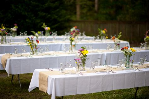 Wedding Reception In Backyard - diy vintage backyard wedding by 2 3 photography