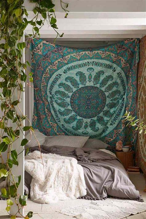 chambre exotique tête de lit orientale pour une chambre chic et exotique