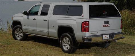camper sierra truck shells tops custom accessories contractor consignment contact interior