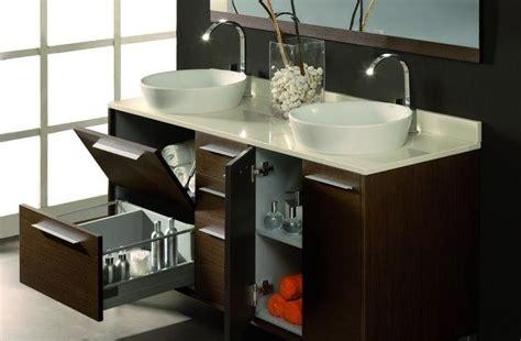 mueble de bano vidrebany coleccion easy modelo chapado