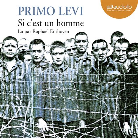 ebooks audio primo levi  cest  homme mp