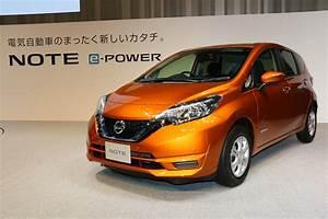 Nissan Note Essence : nissan note e power les d tails de sa motorisation hybride ~ Medecine-chirurgie-esthetiques.com Avis de Voitures