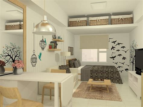 One Bedroom Condo Design Ideas by Pin By Lanie Domingo On Space Saving Beds In 2019 Studio
