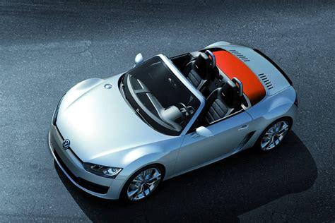 2009 Sports Car by Volkswagen Bluesport Concept Revealed In Detroit It S