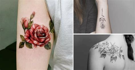 10 Tatuagens de Rosas para você se inspirar e o seu