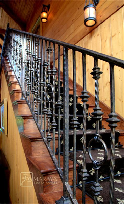 woodshop storage ideas rustic metal stair railings