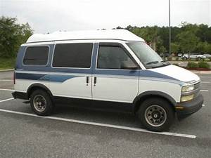 Buy Used 1995 Chevy Astro Van Conversion Cold Air Hi Roof