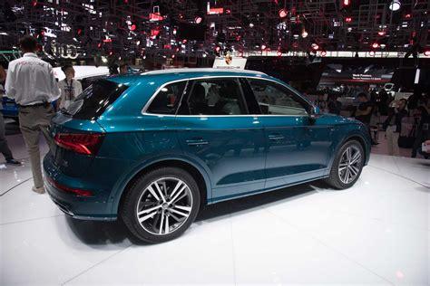 2017 Audi Q5 Photos, Informations, Articles