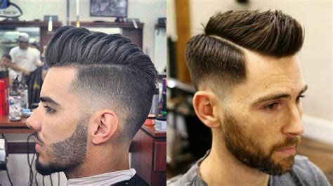 Pompadour Men's Hairstyles To Attract and Seduce