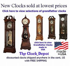 Sligh Simon Willard Grandfather Clock Manual