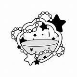 Potion Magic Bottles Tattoo Elixir Witch Bottle Vector Viktoriia Tomchakovskaya Keychain Shells Form Liquid 万圣节 快乐 Cartoon Poison Wizard Symbol sketch template