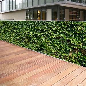 Cache Vue Jardin : brise vue en toile balcon cl ture et terrasse vigne ~ Melissatoandfro.com Idées de Décoration