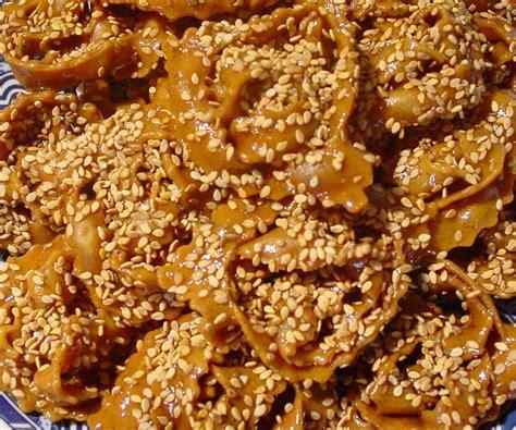 recette de cuisine marocaine chebakia choumicha cuisine marocaine choumicha