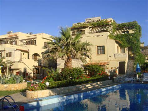Andreas Apartments (crete/gouves)