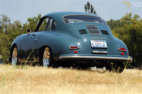 Classic 1957 Porsche 356 A Coupe Outlaw Coupe For Sale