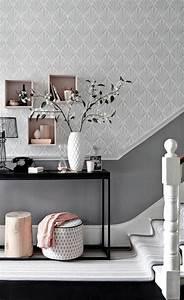 Papier peint pour couloir, comment faire le bon choix? 42