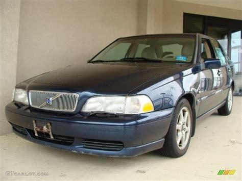 2000 Volvo S70 by 2000 Nautic Blue Metallic Volvo S70 47705127 Gtcarlot